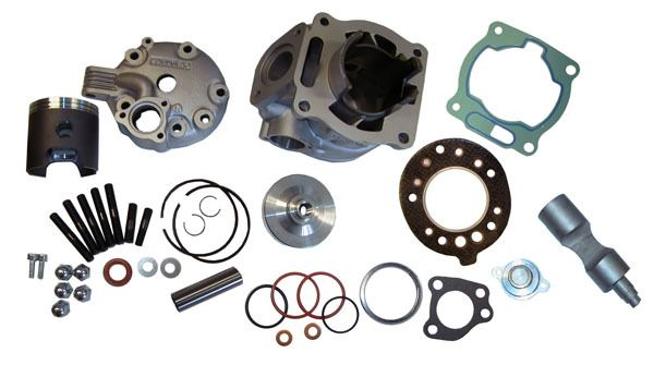 Athena Tuning Zylinder Kit 170ccm Sachs XTC 125 / ZX 125 - inklusive Nadellager