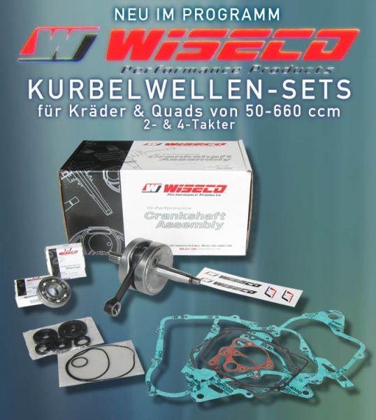 Wiseco Kurbelwelle Yamaha YFM 660 Grizzly Rhino