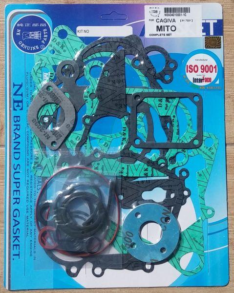 Motordichtsatz Cagiva Mito 125 / Planet 125 / Freccia / Supercity etc.