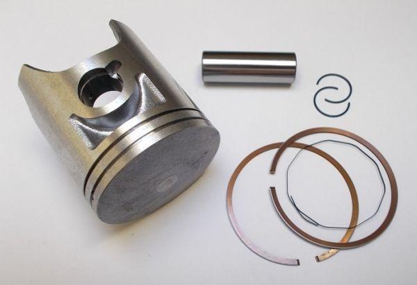 Kolben Kit Yamaha DT 125 / KTM 125 / Sachs 125 - inkl. Ringen, Clipse + Bolzen