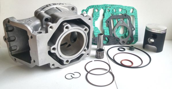 Original Aprilia RS 125 Zylinder Kit - Rotax 122 - Kolben, Dichtsatz, Nadellager