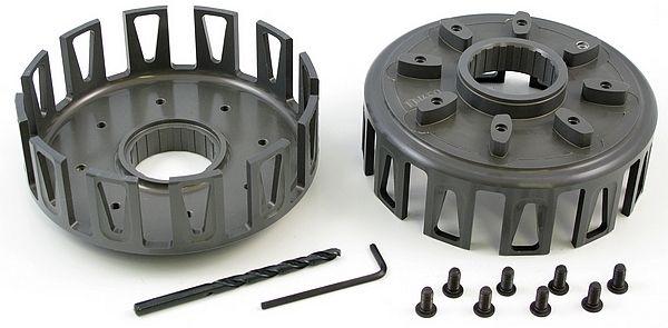 Kupplungskorb Honda CRF 450 - Bj. 2002-2016 inkl. Dämpfergummis