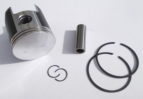 Kolben Kit (2-Ring) Cagiva Mito 125, Planet, Freccia, Supercity usw.