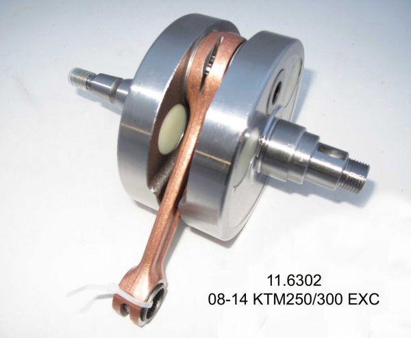 Kurbelwelle KTM EXC 250 / EXC 300 - Bj. 2008-2014