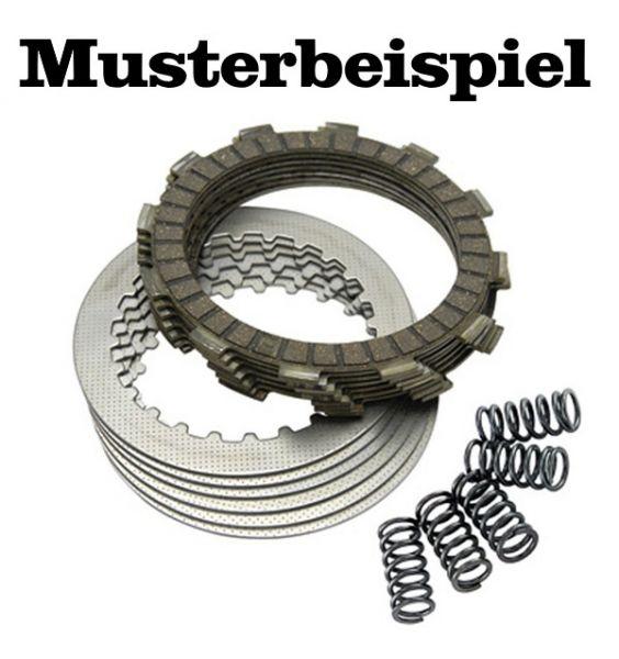 Kupplung Reparatur Kit + Scheiben + Federn - Suzuki RM 125 - Bj. 2002-2011