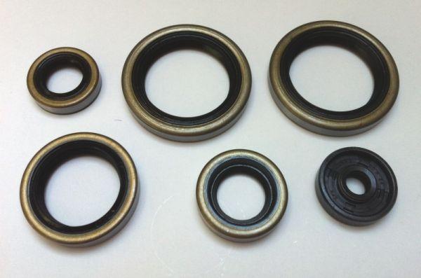 Motorsimmerring Satz KTM SX 125 / EXC 125 / SX 200 / EXC 200 - Bj. 1998-2015