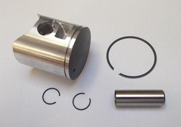 Kolben Suzuki RM 85 (A,B,C) - Bj. 2002-2011 + Ringen, Clipsen + Bolzen