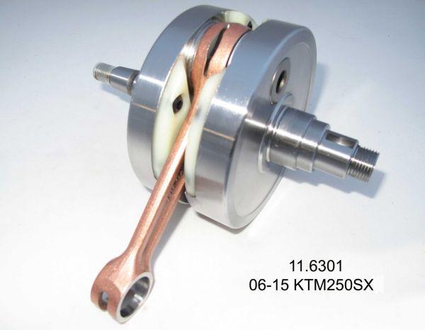 Kurbelwelle KTM SX 250 - Bj. 2003-2015