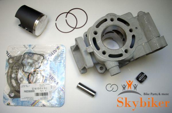 Original Kawasaki KX 80 Zylinderkit - einbaufertig + Kolben Kit Dichtsatz Lager