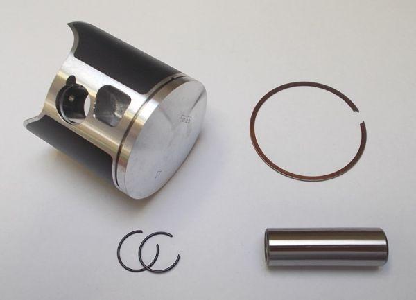 Kolben Suzuki RM 125 (A,B,C,D) - Bj. 1990-1999 + Ringen, Clipsen + Bolzen